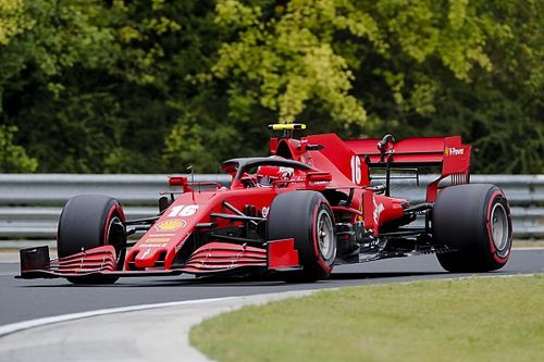 """Leclerc: """"Oggi non male. Domani ce la giochiamo con Racing Point"""""""