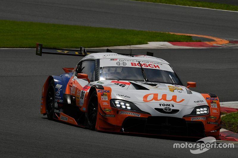 Fenestraz es segundo en el comienzo de Súper GT