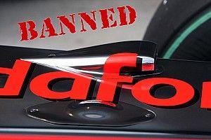 ¿Por qué se prohibió en su día el conducto F de McLaren?