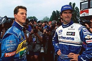 When Hill conquered Imola for Williams in memory of Senna
