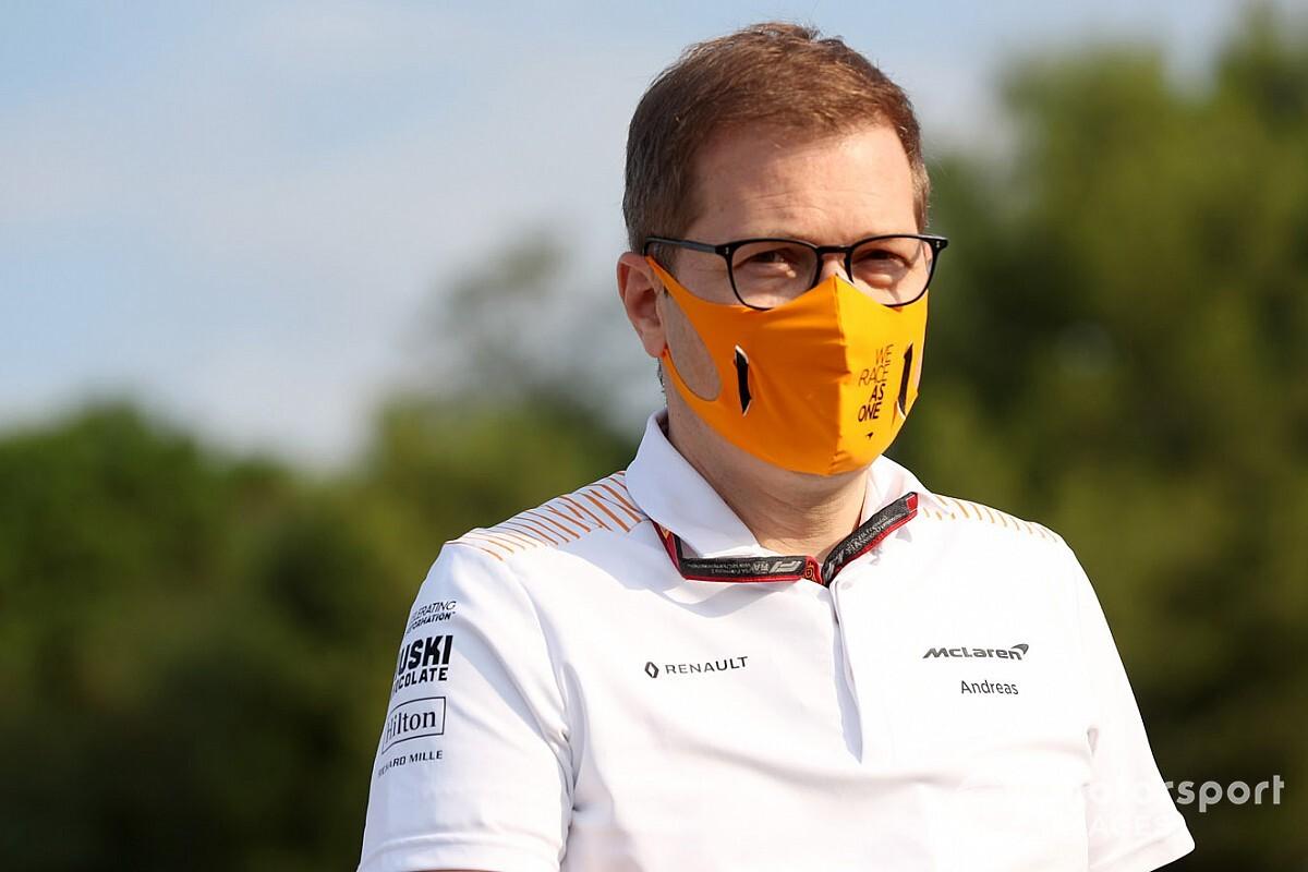 A McLaren üdvözli a tesztkorlátozást