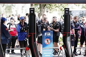 La F1 planea pruebas de COVID-19 cada dos días