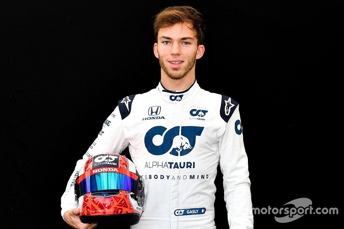 Gasly sezonun Paul Ricard'da başlamasını umuyor