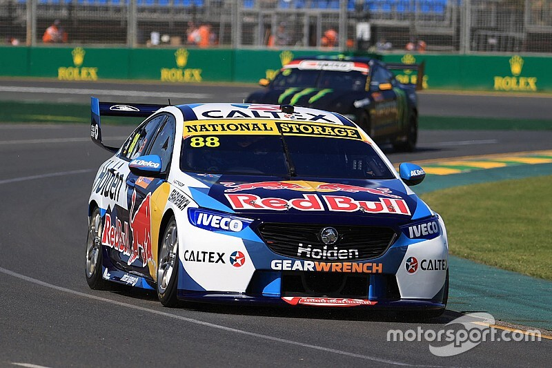 Albert Park Supercars: Whincup tops shortened first practice