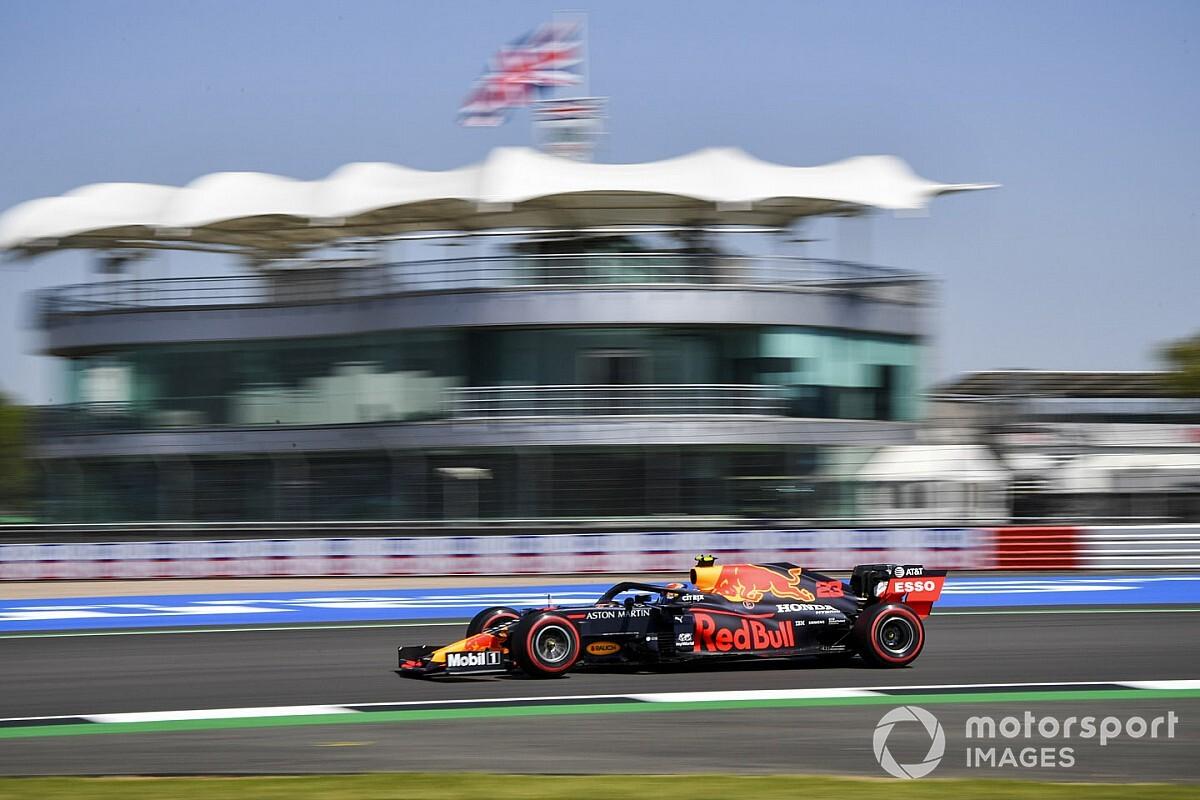 F1イギリスFP2速報:ストロール首位。アルボンはクラッシュも2番手タイム