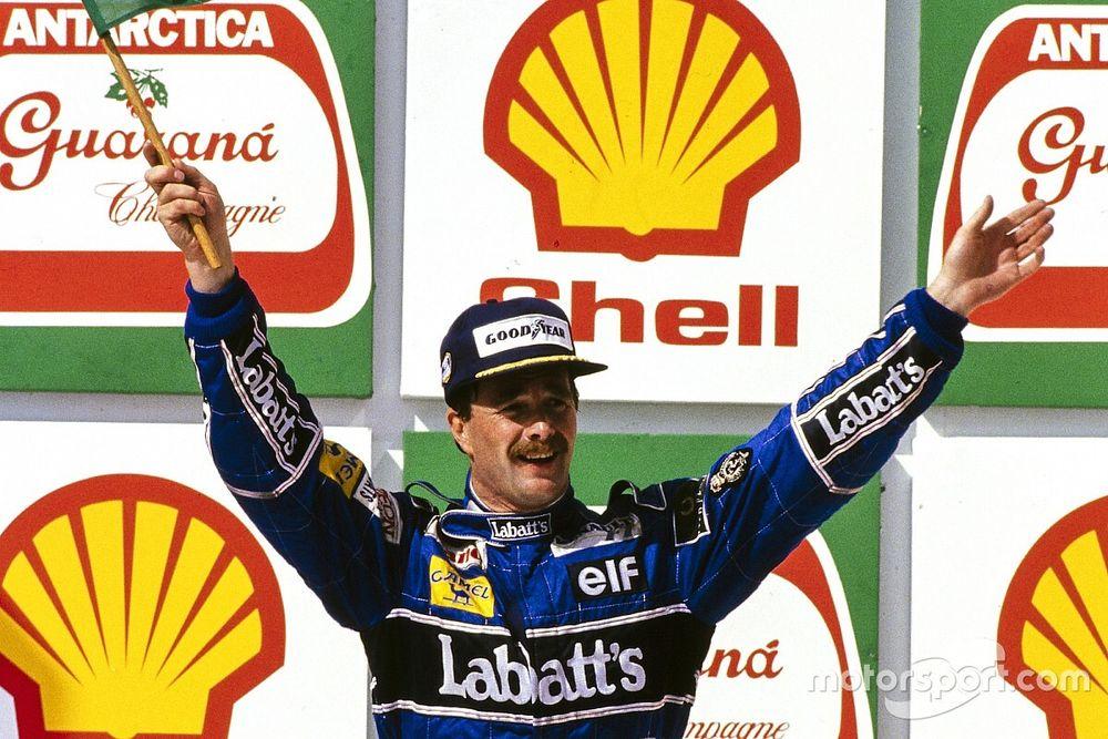 Mansell relata choque em morte de Villeneuve, mas critica segurança da F1 atual; entenda