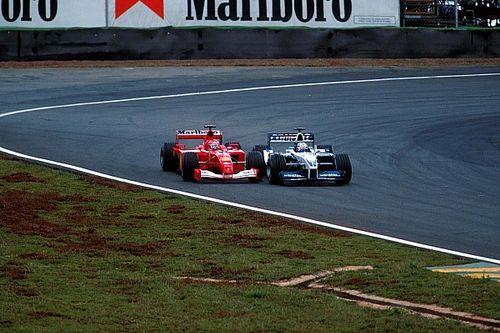 A 20 años de la gran irrupción de Montoya en la F1