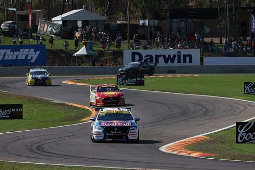 Darwin Supercars: Whincup triumphs in tense finale
