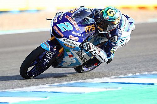 Moto3, Brno, 1. antrenman: Rodirigo lider, Deniz 27. oldu