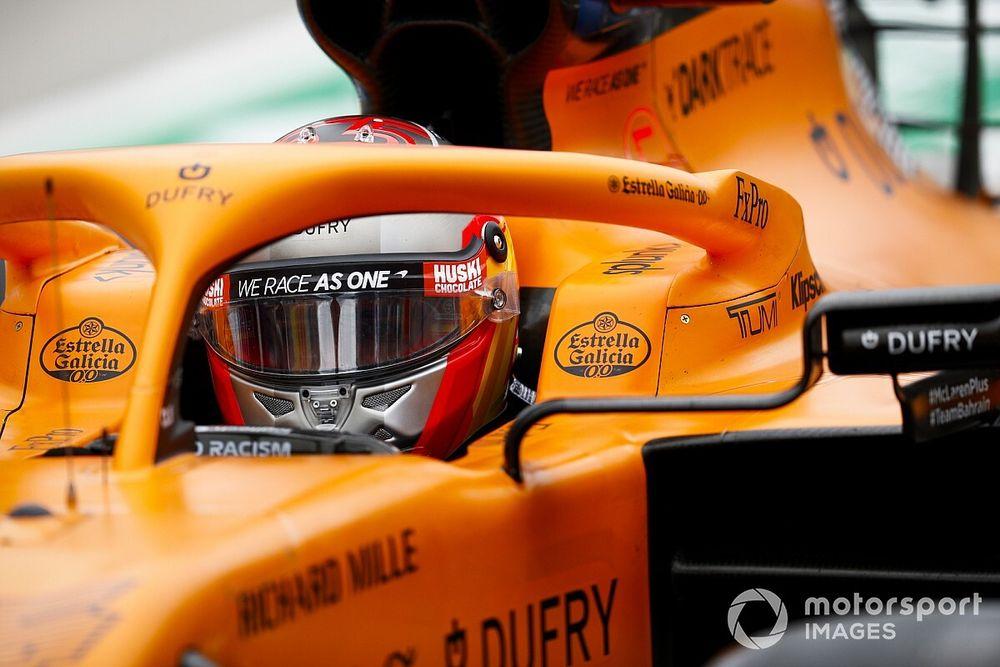 Sainz califica de positivo el comienzo de la temporada de F1