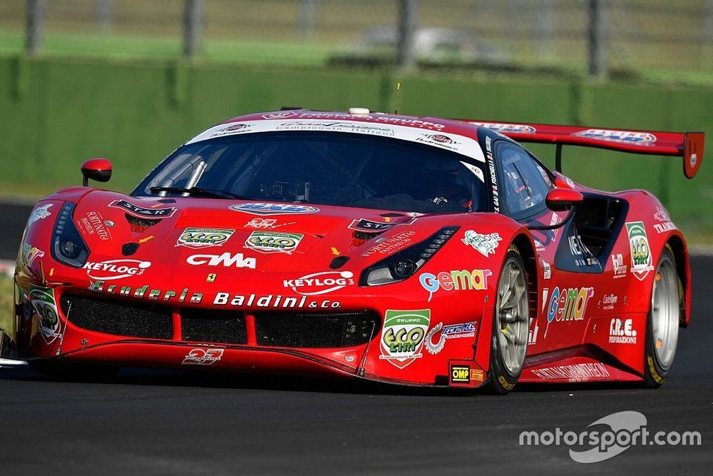 Scuderia Baldini: Ferrari in pista per una... giusta causa!