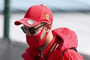 Vettel nem kesereg azon, hogy a Ferrari nem számít rá a jövőben