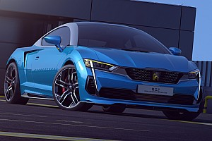 Un designer imagine une nouvelle Peugeot RCZ