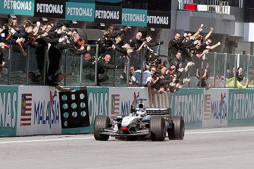 C'était un 23 mars : la première victoire de Räikkönen