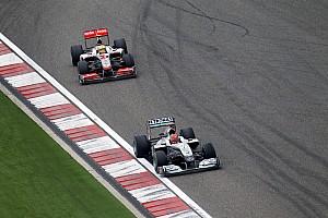 Schumacher Vs. Hamilton: akkor még senki nem gondolta volna... (videó)