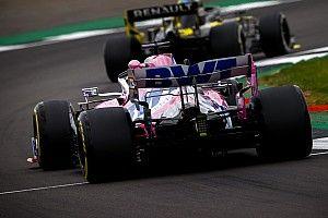Renault: Racing Point moet punten uit races met protest verliezen