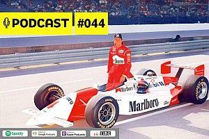 Podcast #044 – Emerson Fittipaldi abre o jogo sobre F1, Copersucar e George Harrison