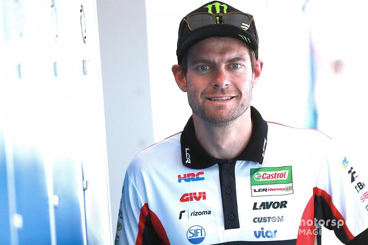Crutchlow tentera de participer au GP d'Andalousie