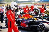Vettel: la estrategia de Ferrari no tenía ningún sentido