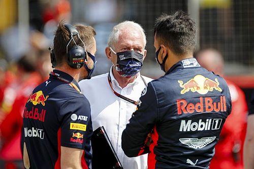 Red Bull Racing Tepis Rumor Bakal Rekrut George Russell