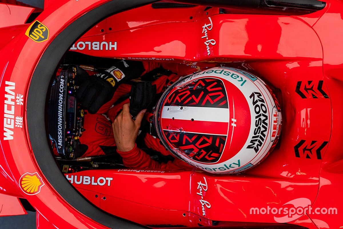 """Forghieri: """"Leclerc iyi şekilde yönetilirse şampiyon olabilir"""""""