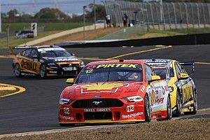Coulthard explains last-lap failure