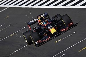 Fotogallery: il filming day Red Bull senza Verstappen