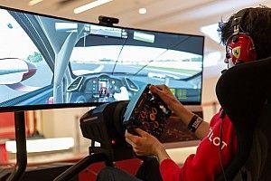 Fotogallery: la Virtual 24 Ore di Le Mans della Ferrari
