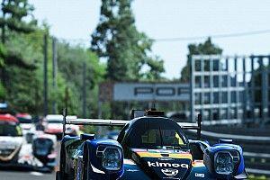 Fin al sueño virtual de Alonso en Le Mans
