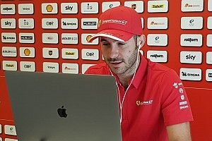 """Virtual 24h, Molina: """"Il lavoro col team è uguale, ma la pista è altro..."""""""