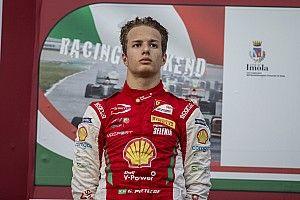 Líder da Fórmula Regional Europeia, Petecof revela que não tem orçamento para campeonato completo