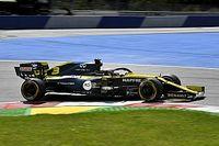 Renault: sostituito il cambio sulla macchina di Ricciardo