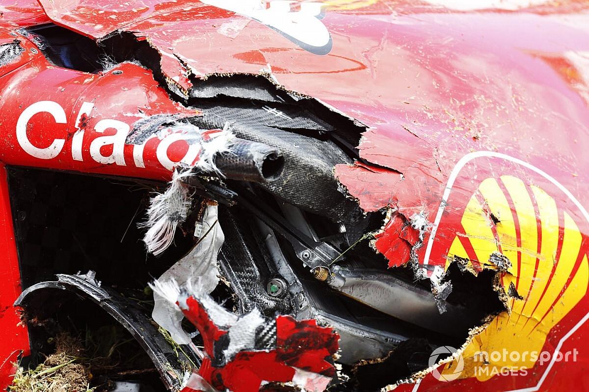 Alonso és Raikkönen nagy ütközése a 2015-ös Osztrák Nagydíjról (galéria)