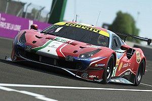 Igazi sztár top-csapatok is rajthoz állnak a virtuális Le Mans-i 24 órás versenyen