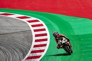 Átépítik a Red Bull Ringet a MotoGP-re, hogy elkerüljék az ijesztő baleseteket