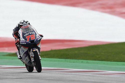 Arenas wint krankzinnige Moto3-race in Oostenrijk