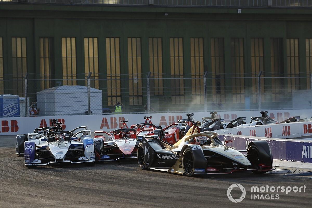 La Fórmula E: horarios de las últimas carreras en Berlín