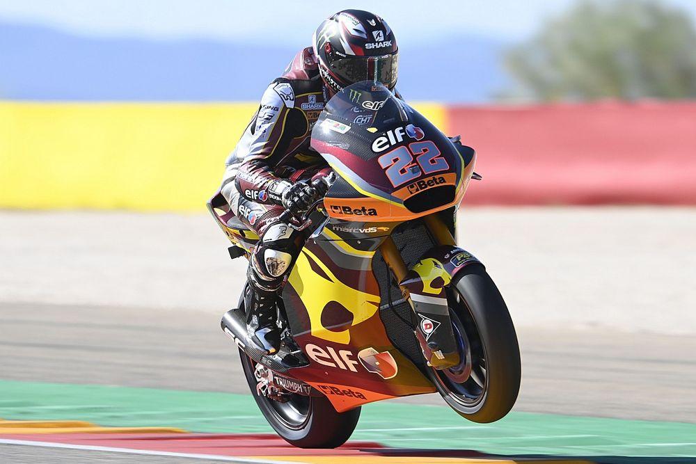 Hasil Kualifikasi Moto2 Aragon: Lowes Raih Pole, Luthi Gagal 10 Besar
