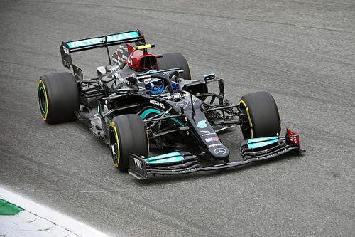Bottas start Italiaanse Grand Prix achteraan na motorwissel