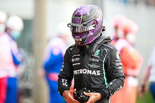 Hamilton pewny wygranej Verstappena