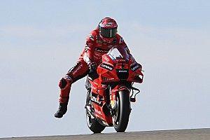 Баньяя завоевал поул на этапе MotoGP в Арагоне
