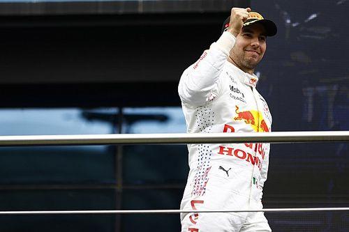 Perez, son yarışlarda kaydettiği ilerlemeden memnun