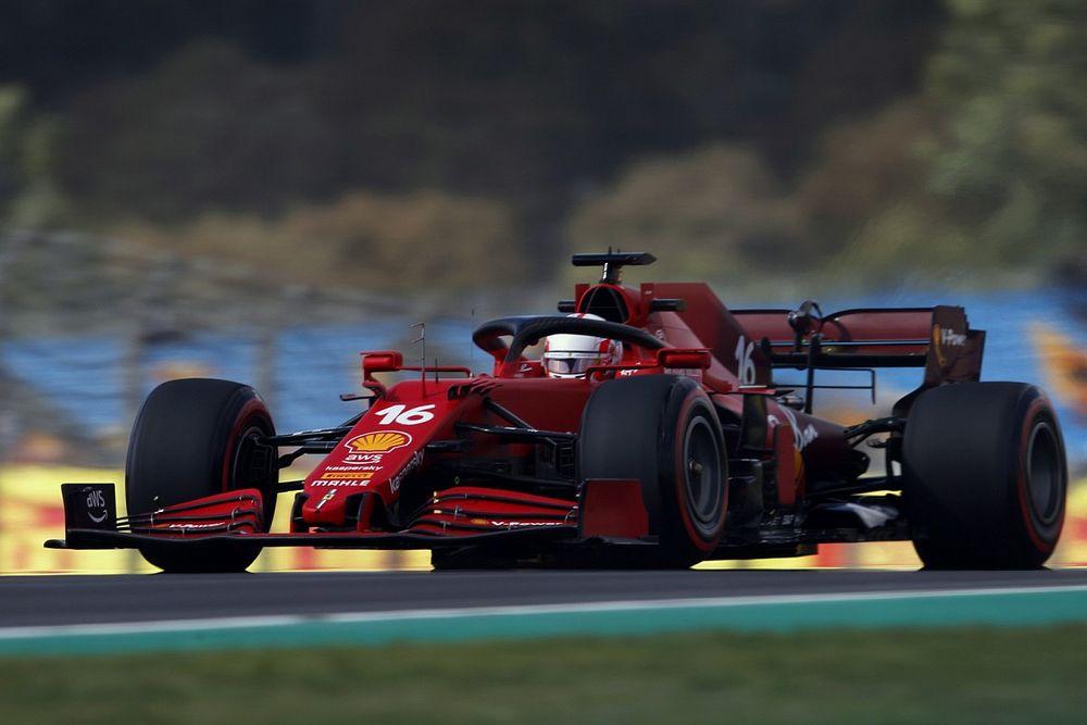 Откуда у Ferrari темп в Стамбуле? Леклер дал странный ответ