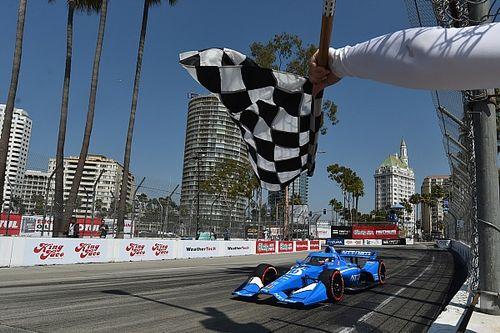 Finis Keempat di Long Beach, Alex Palou Juara IndyCar 2021