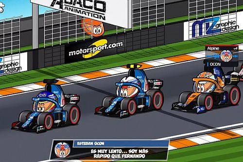 Vídeo: el Gran Premio de Países Bajos 2021, por MiniDrivers