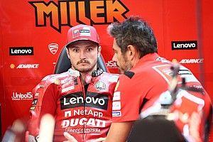 Kemunduran Performa Jack Miller Belum Buat Ducati Khawatir