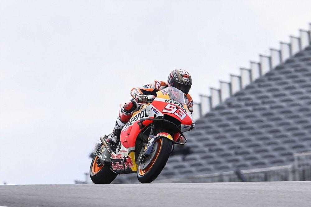 Americas MotoGP: Marquez beats Miller to lead FP2 session