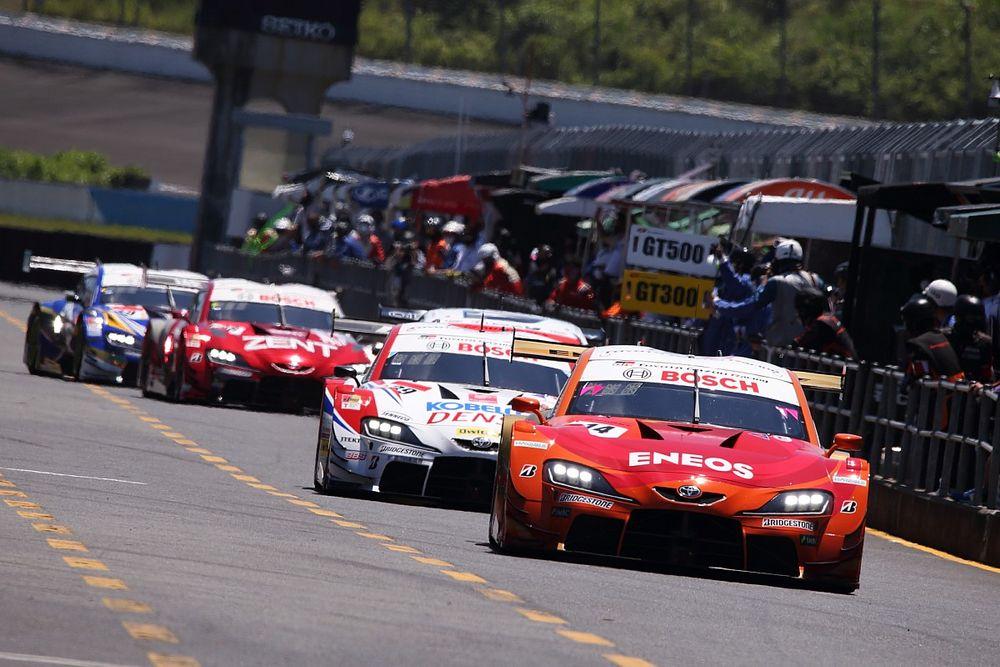 スーパーGTが2022年開催スケジュールを発表。国内6サーキットによる全8戦で開催予定