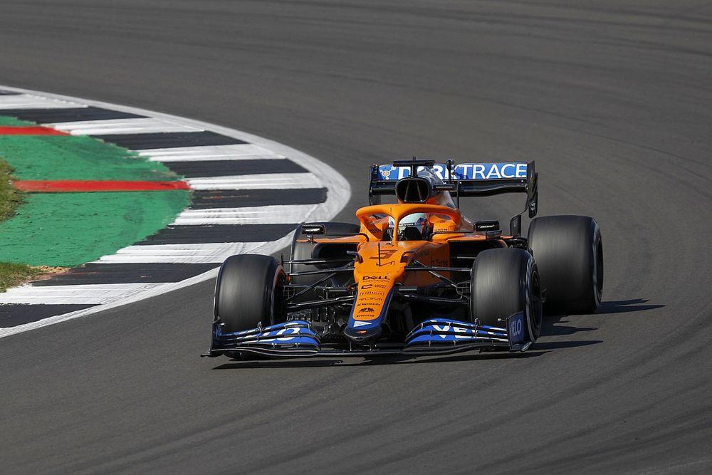 Ricciardo deja atrás el punto de frustración con McLaren