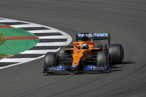 Ricciardo supera su frustración con el McLaren F1
